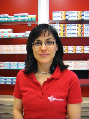 Ihre Apothekerin Silke Pfeiffer